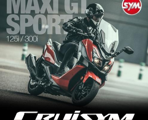 oferta mega scooter cruisym 2020