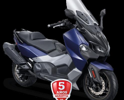 moto ciudad mega scooter maxsym tl