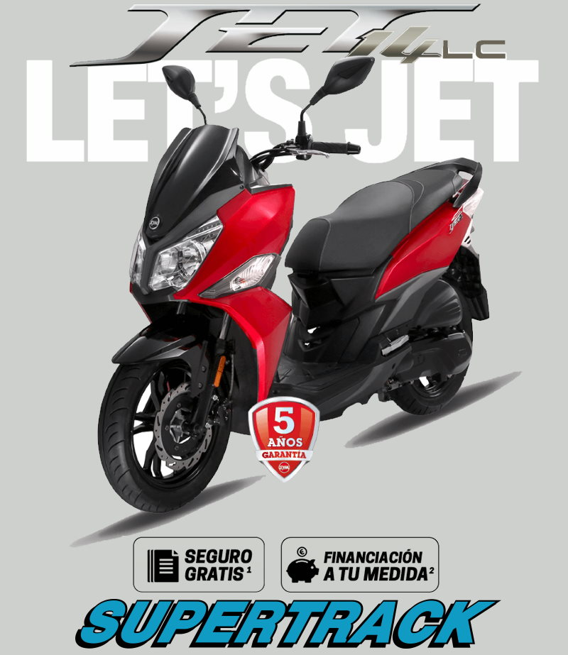scooter sym oferta scooters donostia